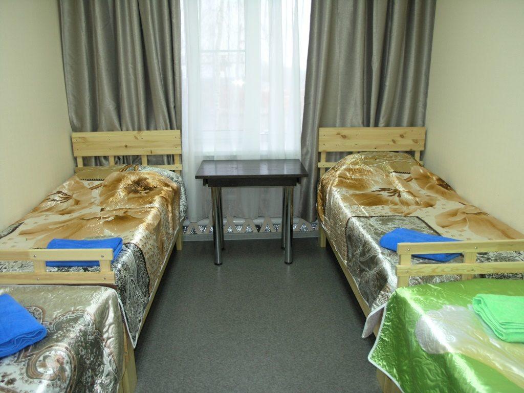 Комната 9/1 с 4 кроватями