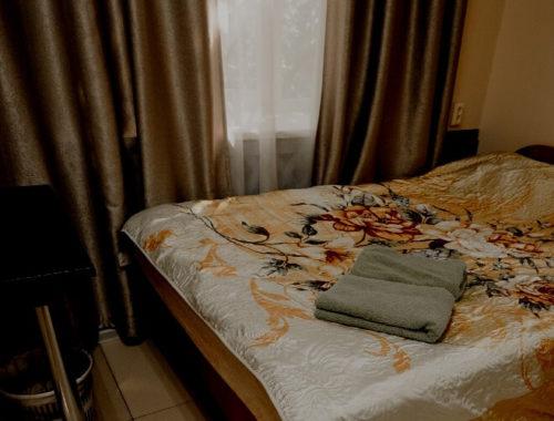 2-местный номер с двуспальной кроватью